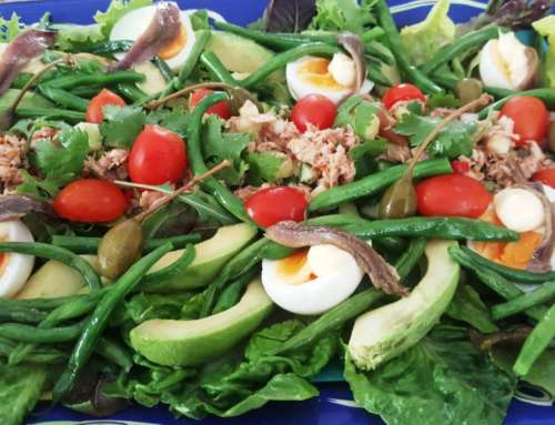 SALAD NIÇOISE, PERFECT FOR A SUMMER PARTY