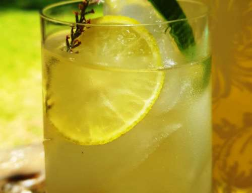 Lemon Verbena and Lemon Cordial