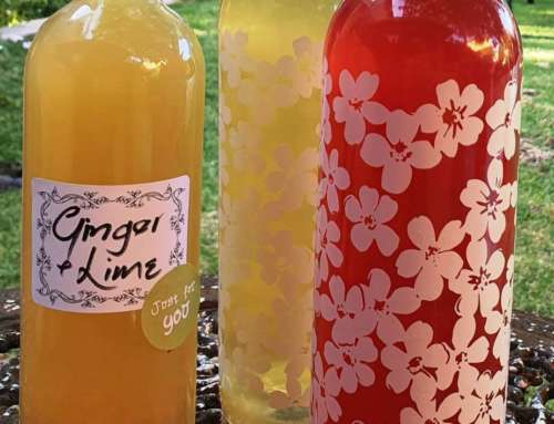 3 SUMMER CORDIALS – CORDIALLY YOURS!
