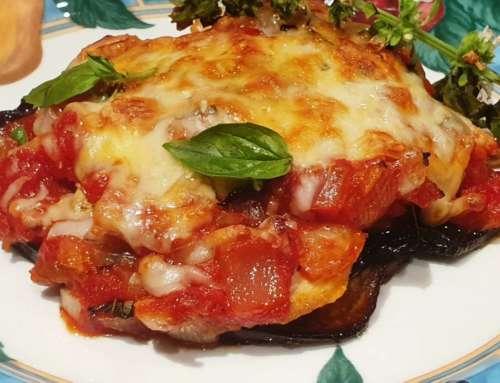 Chicken Melanzane Parmigiano