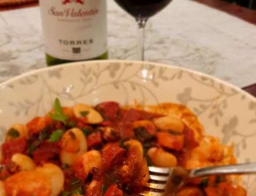 Octopus Feijoada (Portuguese Bean Stew)