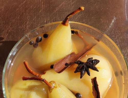 Pickled Pears