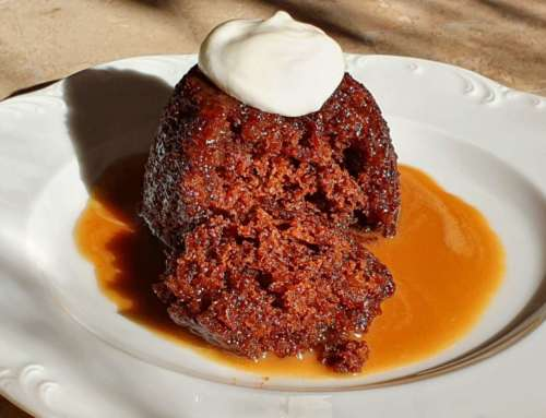 Sticky Ginger Puddings